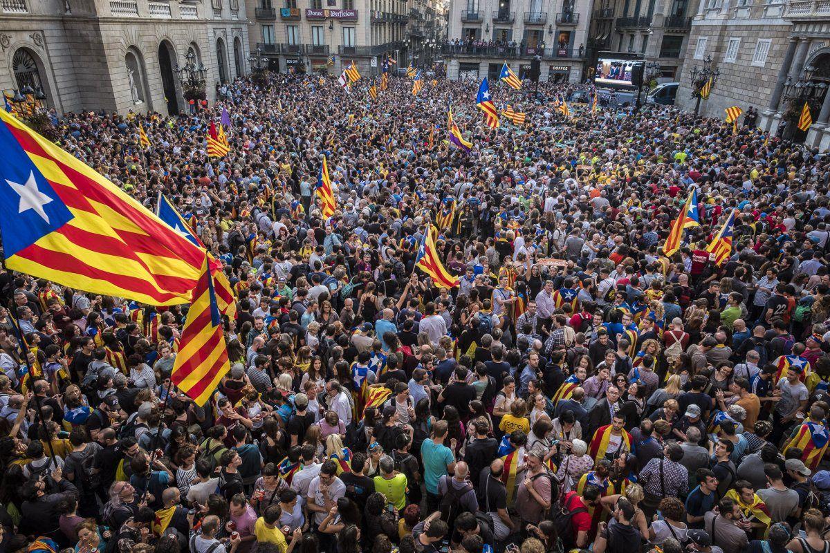 Les urnes han donat un resultat històric a l'independentisme JORDI BORRÀS