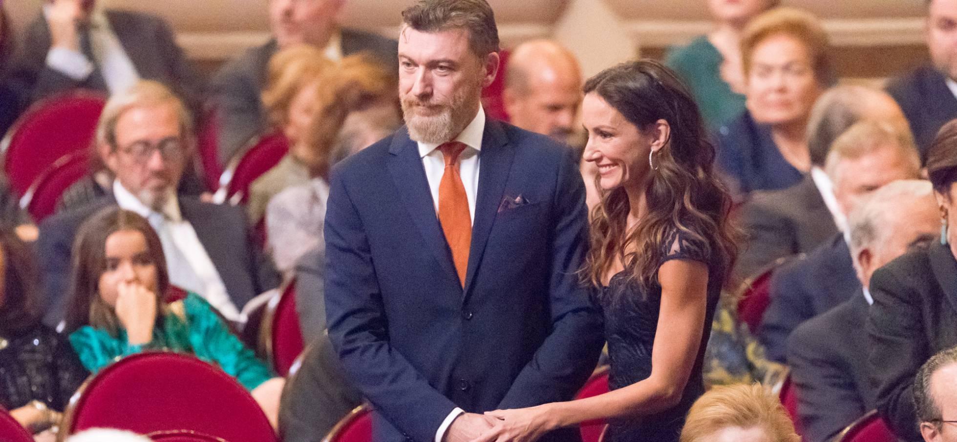 Telma Ortiz i el seu xicot  Europa Press