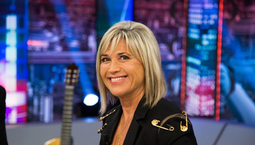 Julia Otero a 'El Hormiguero'   Antena 3