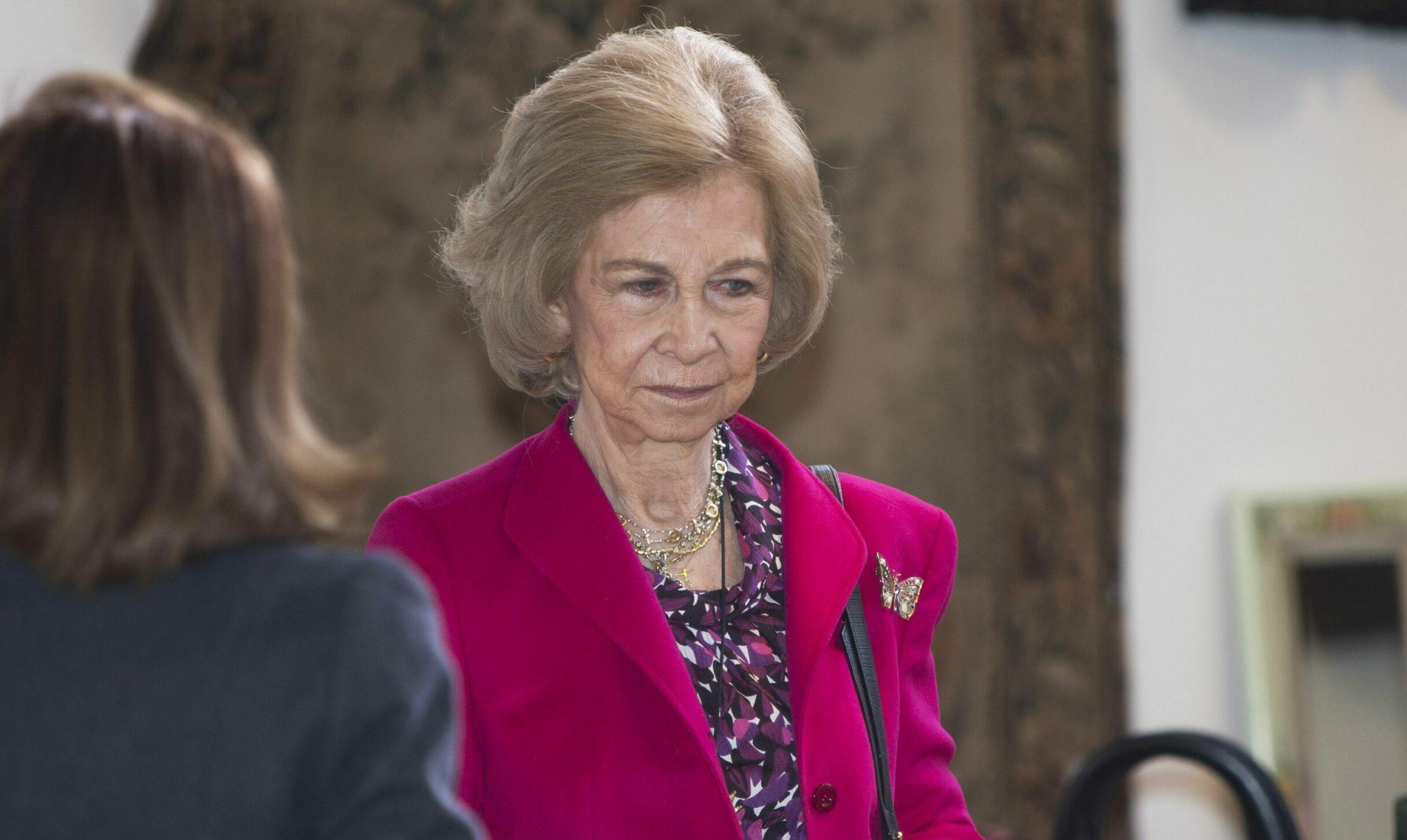 La reina Sofia, a Nuevo Futuro   Europa Press