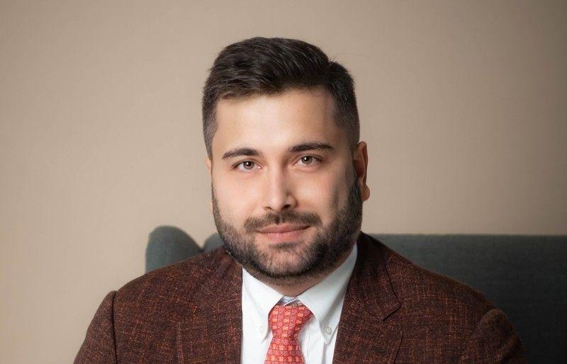 Alexander Dmitrenko, president de CatRus, en una imatge d'arxiu