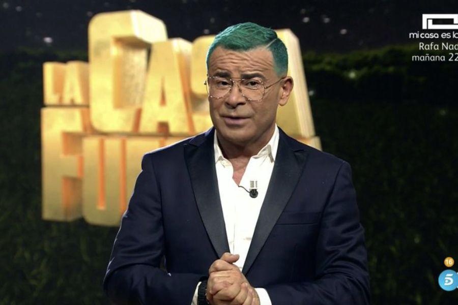 Jorge Javier Vázquez se sincera en una entrevista / Telecinco