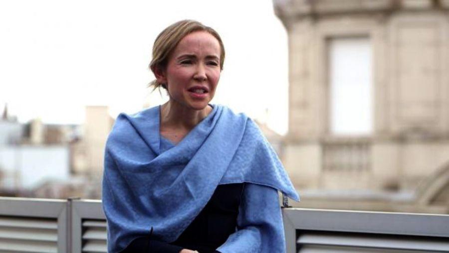 Ángela Dobrowolski a 'El punto de mira'   Cuatro