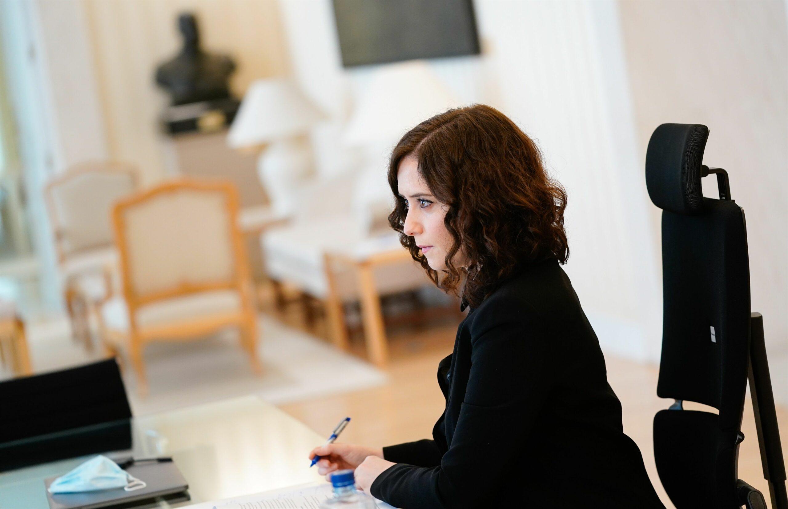 Isabel Díaz Ayuso   Europa Press