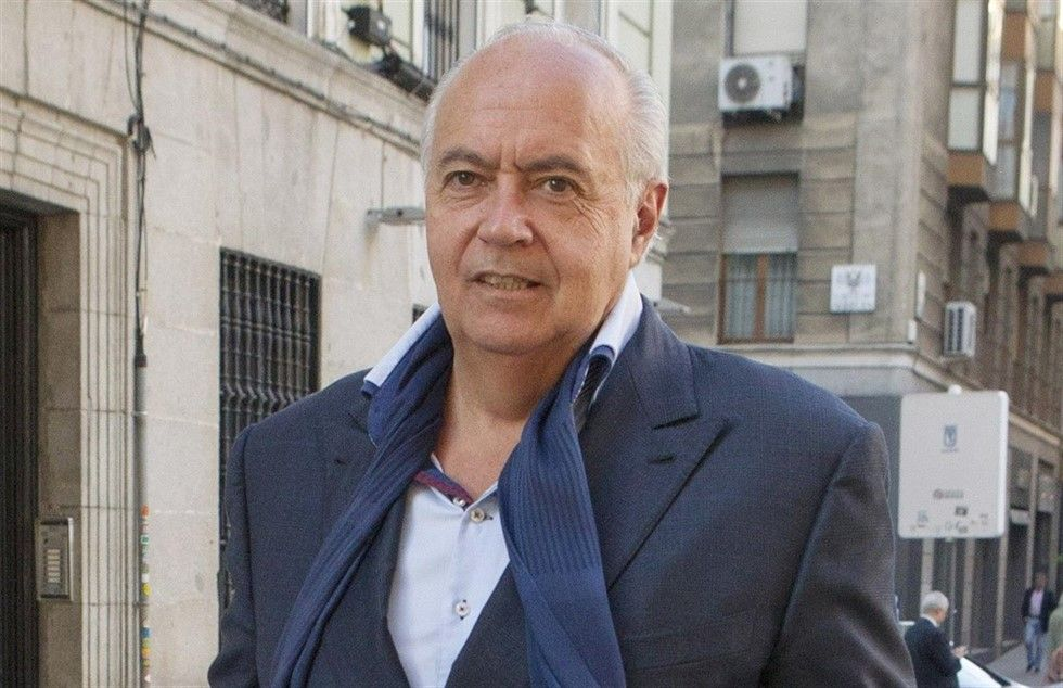 José Luis Moreno, en una foto d'arxiu / Europa Press