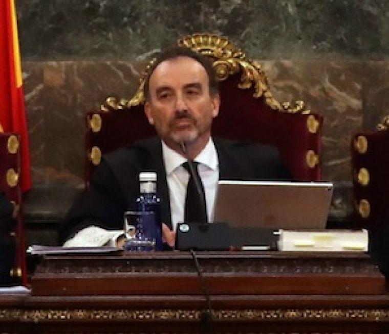 El jutge Manuel Marchena