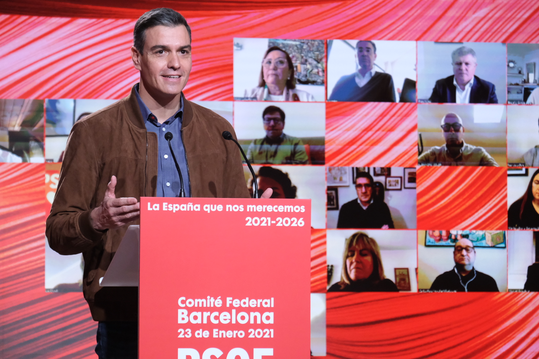 Pedro Sánchez / PSC