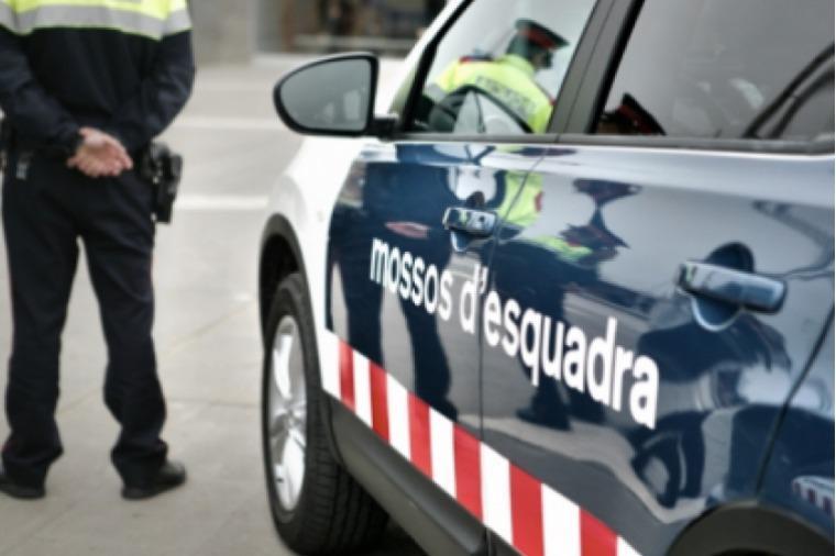 Una patrulla de Mossos en una imatge d'arxiu / Mossos