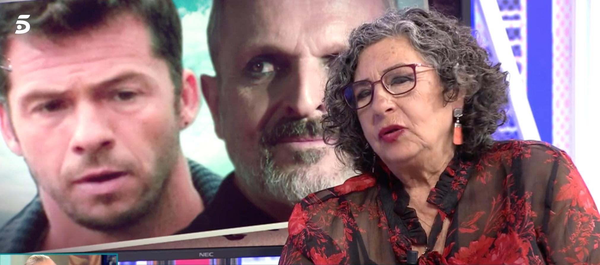 Lola, mare de Nacho Palau, a 'Sábado Deluxe' | Telecinco