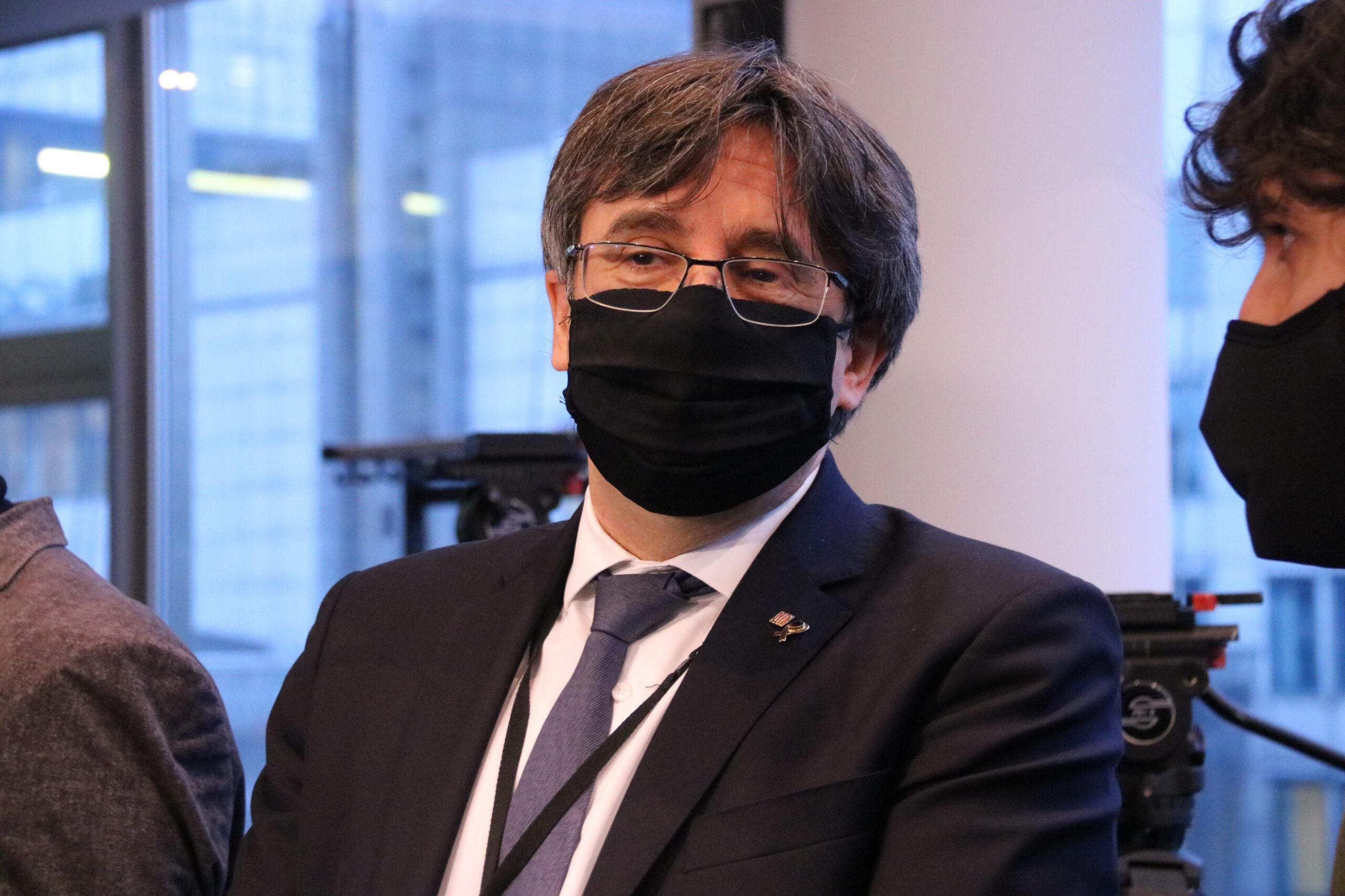El paper de Carles Puigdemont i del Consell per la República, tema espinós de les negociacions