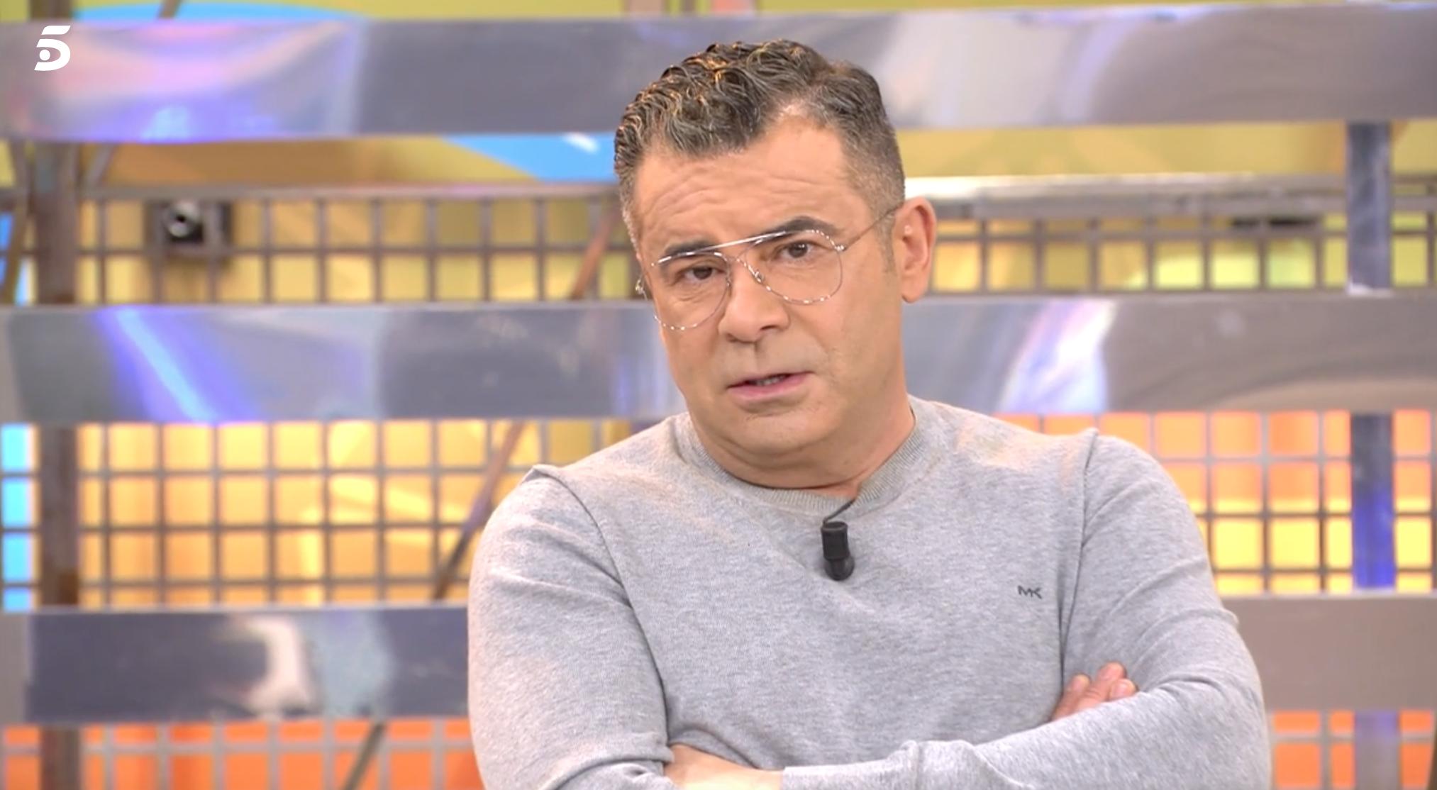 Jorge Javier Vázquez a Sálvame   Telecinco