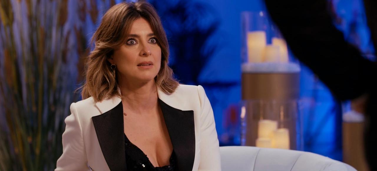 Sandra Barneda, a la final de 'La isla de las tentaciones' - Telecinco