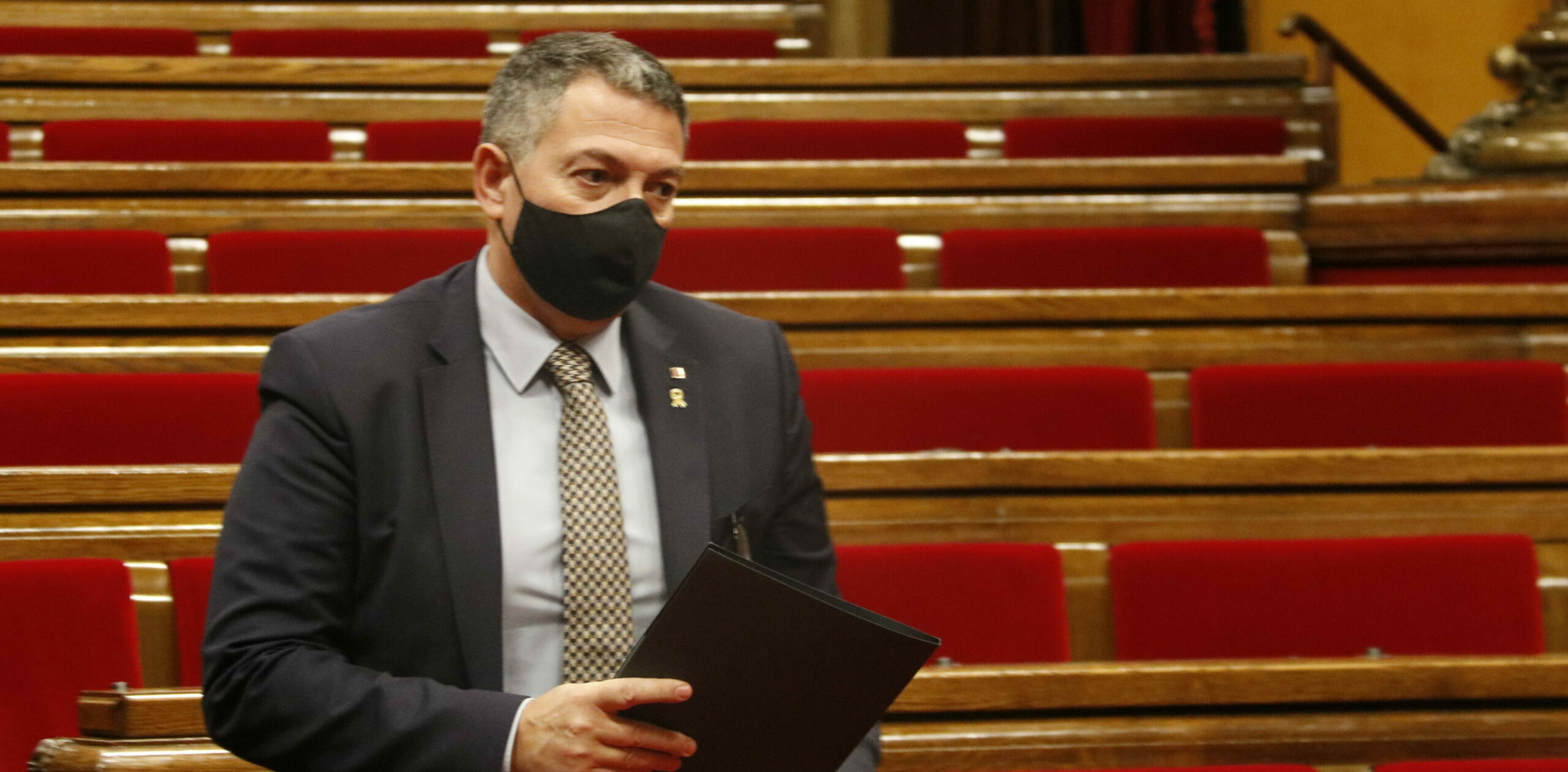 El conseller d'Interior, Miquel Sàmper | ACN