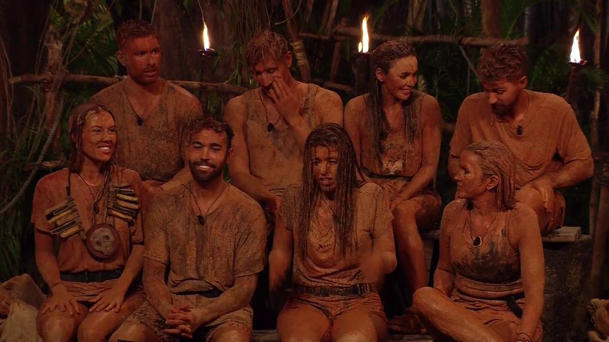Els concursants de 'Supervivientes' - Telecinco