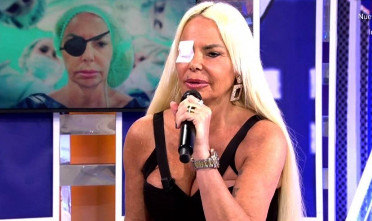 Leticia Sabater, al 'Deluxe' - Telecinco