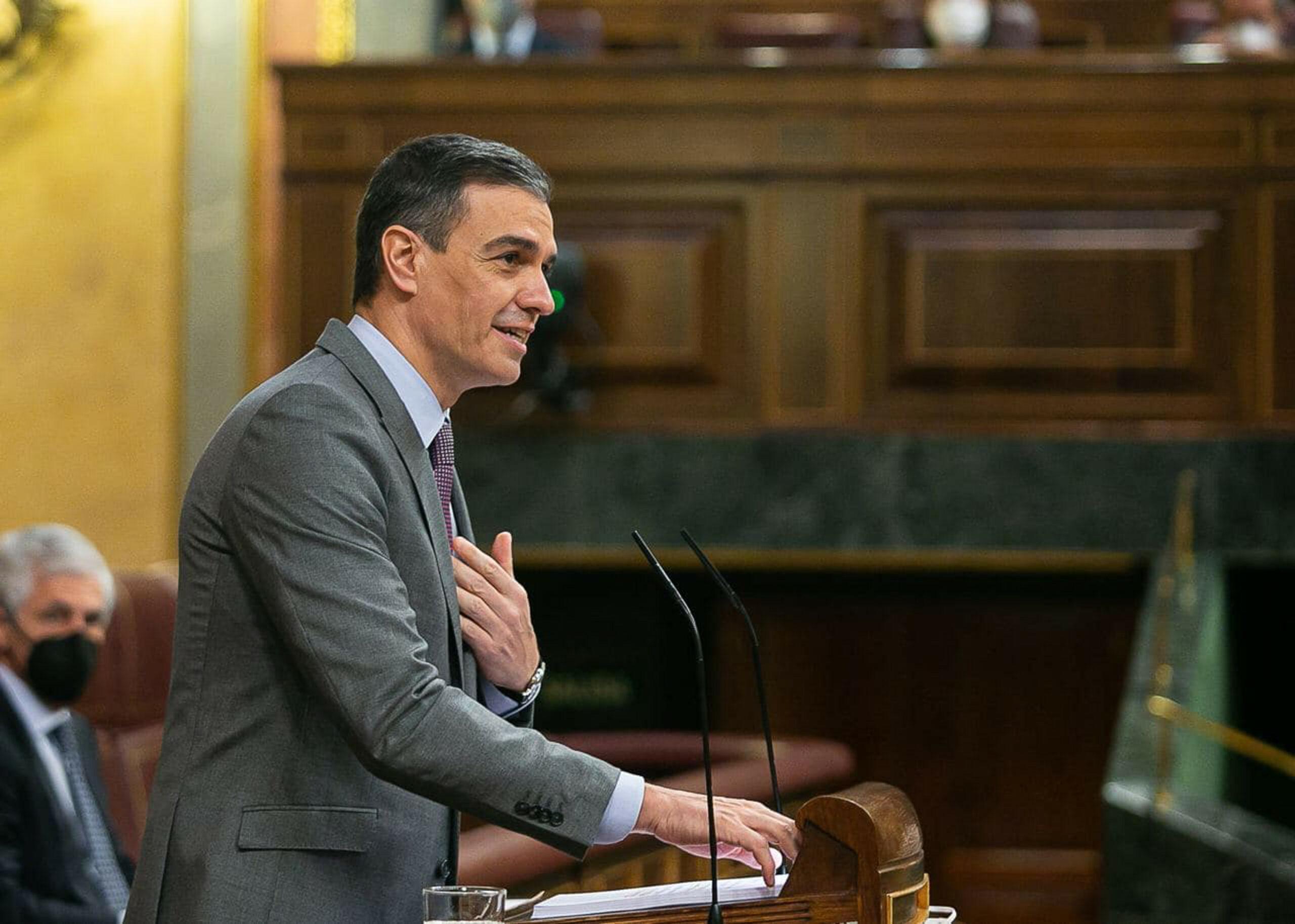 El president del govern espanyol, Pedro Sánchez   ACN