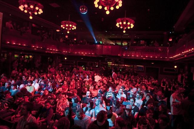 La sala gran de la discoteca Apolo / Europa Press