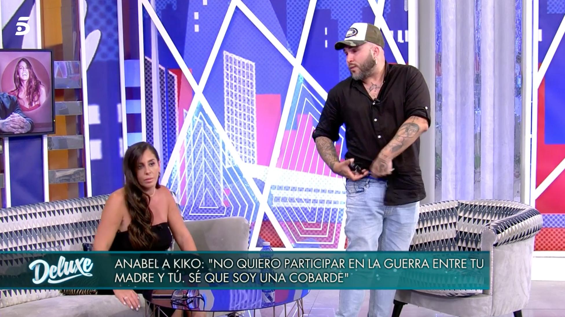 Anabel Pantoja i Kiko Rivera   Telecinco