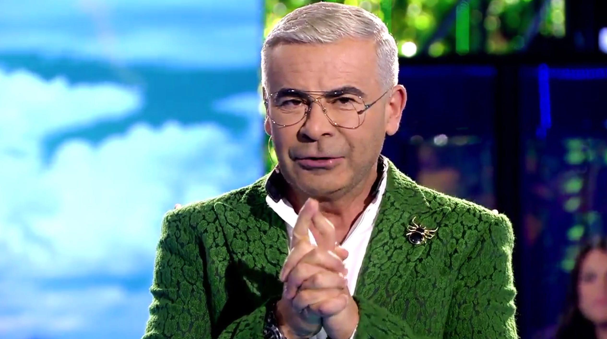 Jorge Javier Vázquez a 'Supervivientes' - Telecinco