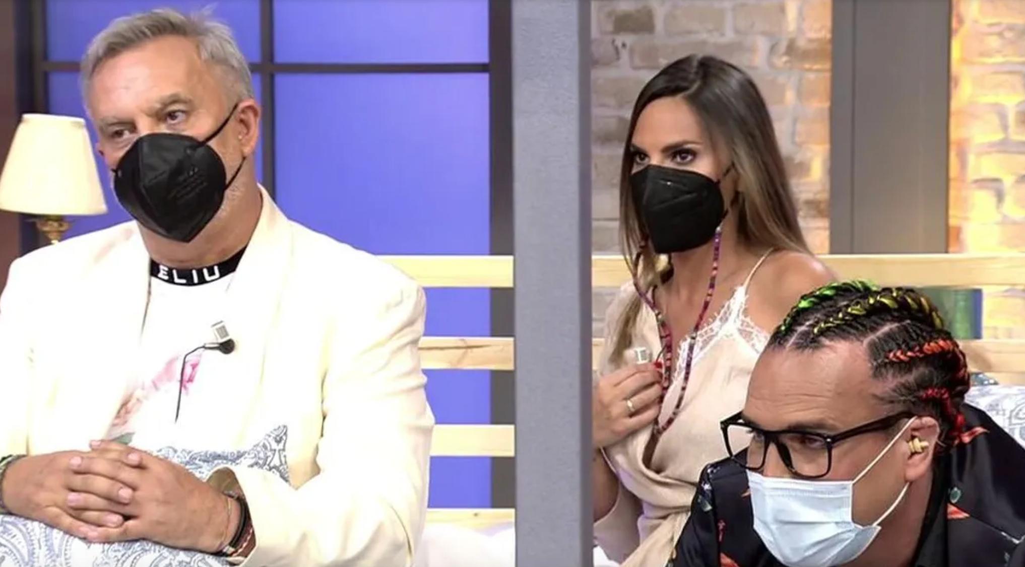 Enrique del Pozo, Irene Rosales i Torito | Telecinco