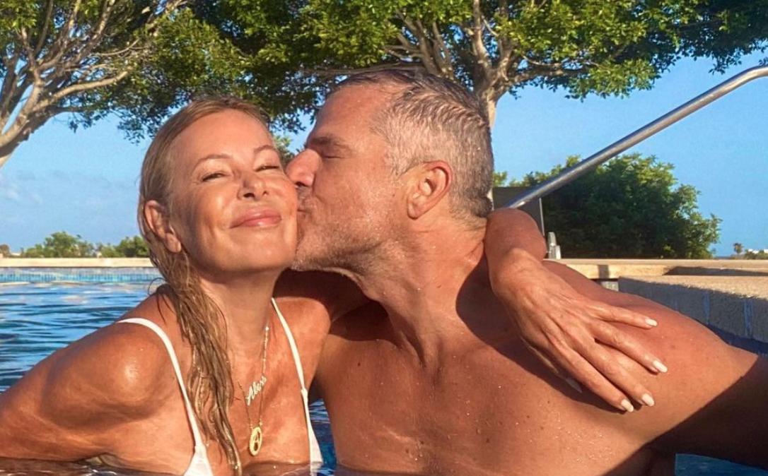 Ana Obregón i el seu amic Ra | Instagram