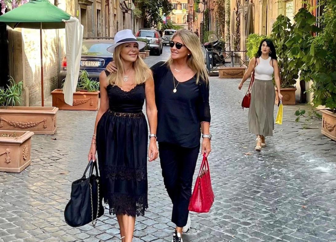 Ana Obregón i Susana Uribarri | Instagram