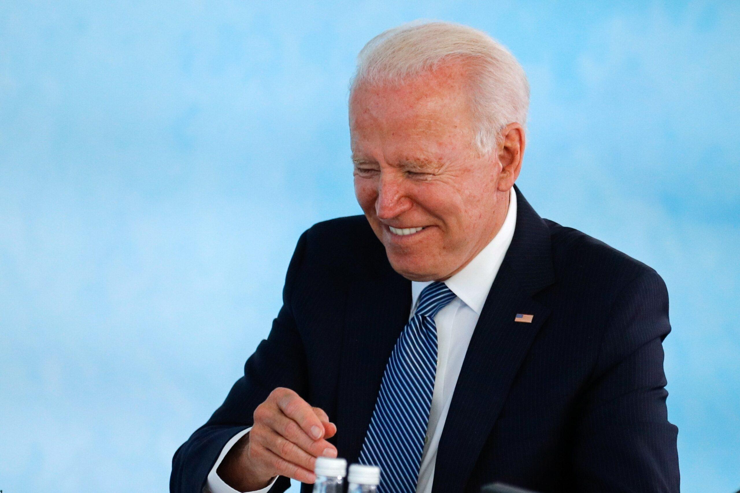 Joe Biden   Europa Press
