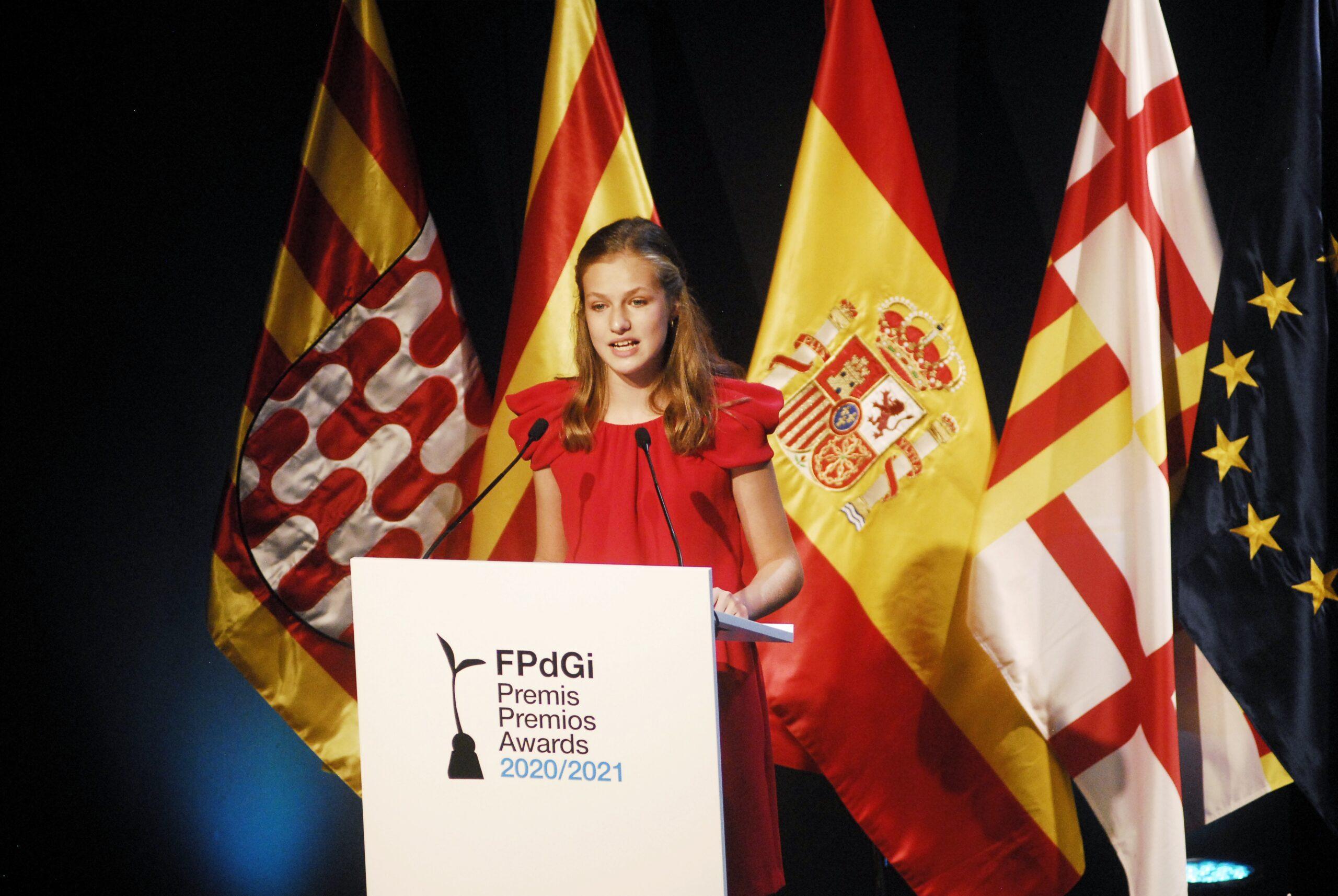 Elionor de Borbó | Europa Press