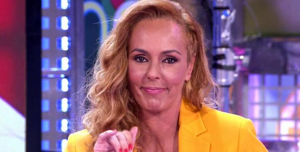 Rocío Carrasco, contundent contra Olga Moreno - Telecinco