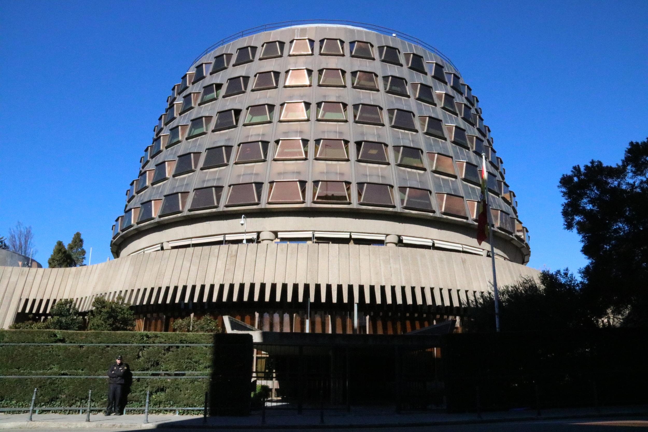 El Tribunal Constitucional / ACN