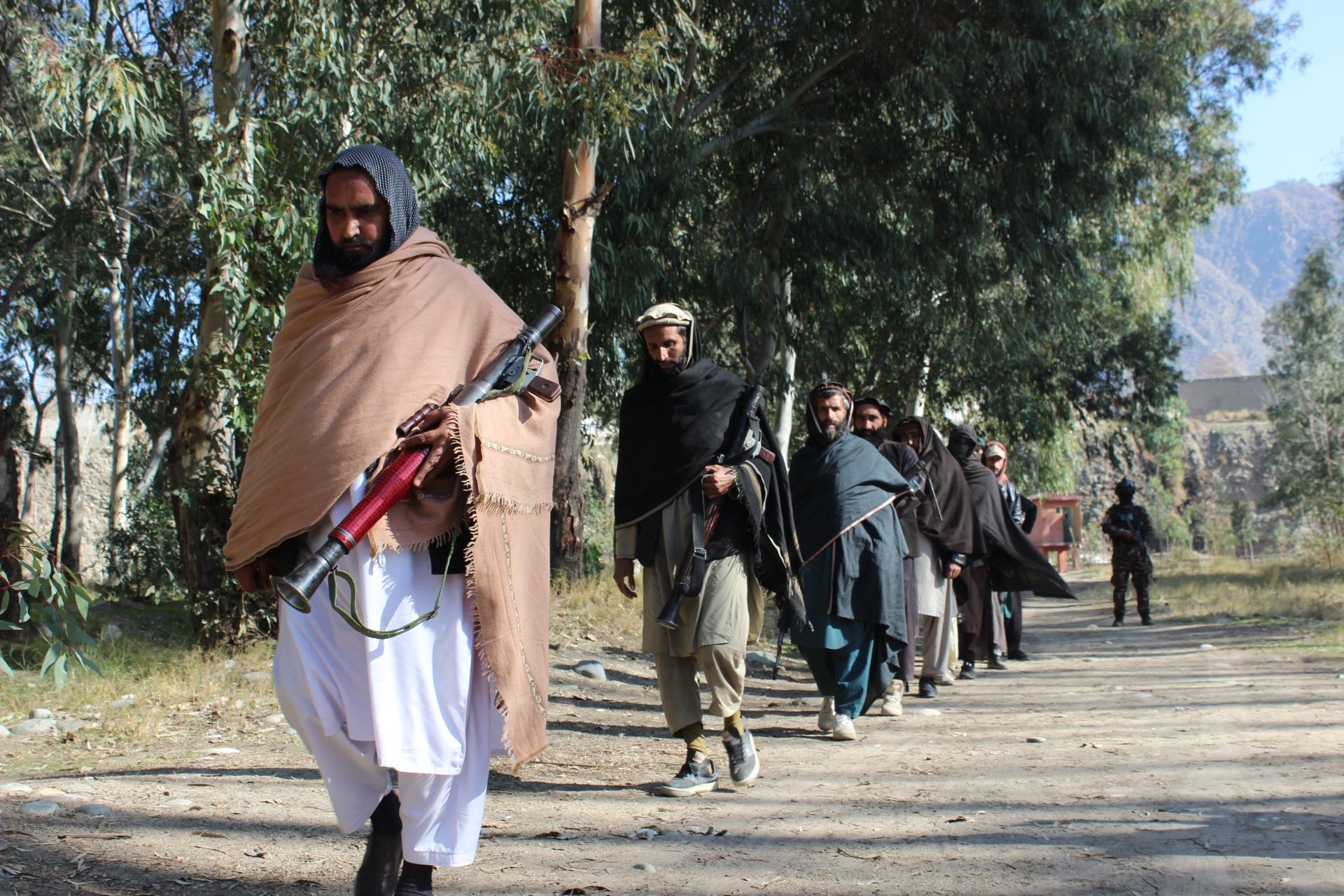 Talibans a l'Afganistan / EP