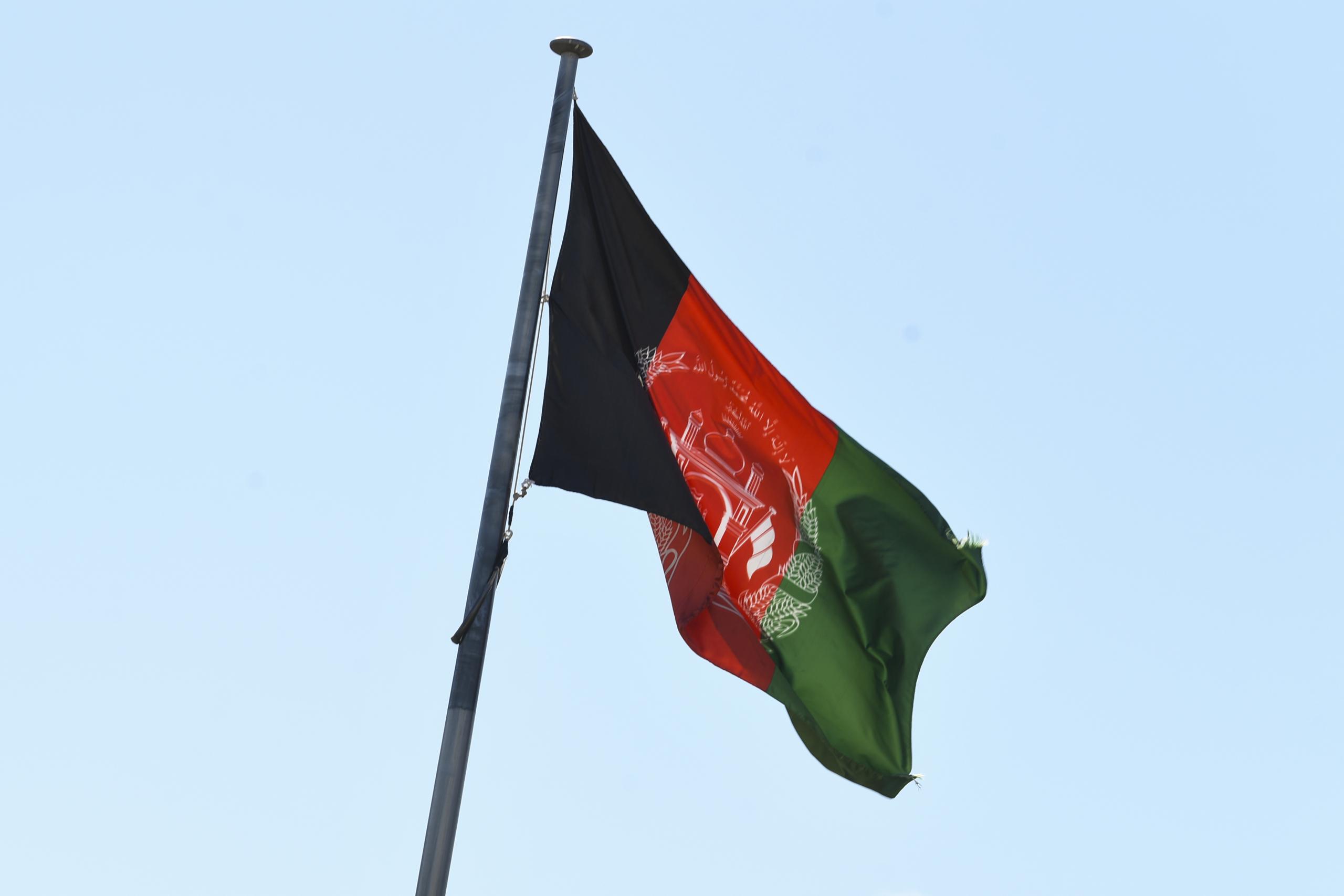 La bandera de l'Afganistan | Europa Press