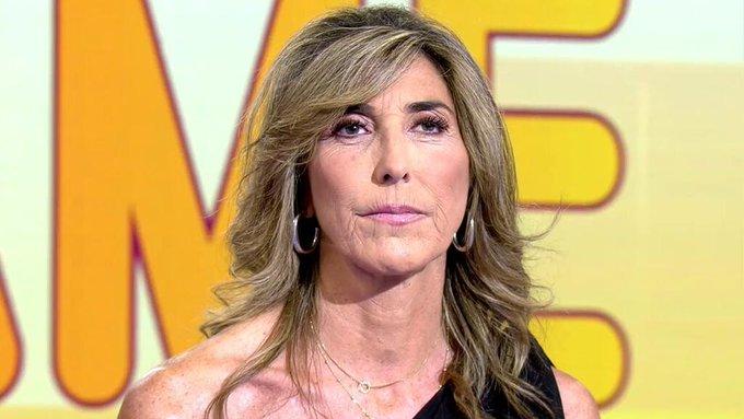 Paz Padilla, a 'Sálvame' - Telecinco
