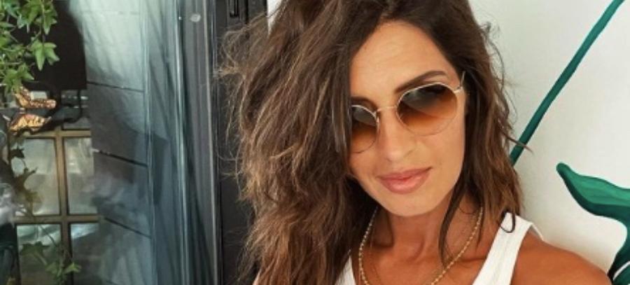 Sara Carbonero, de vacances - Instagram
