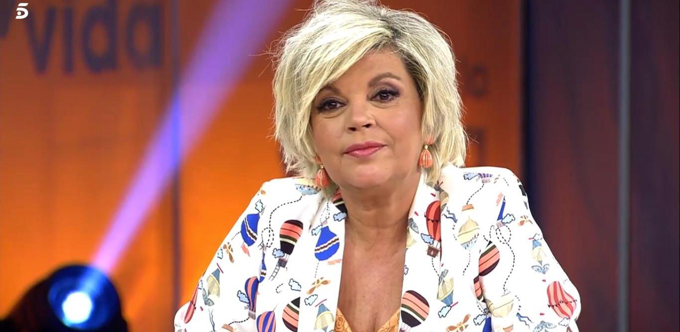 Terelu Campos, criticada a televisió - Telecinco