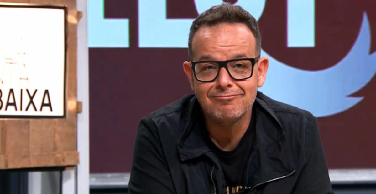 Àngel Llàcer presenta 'El Llop' - TV3