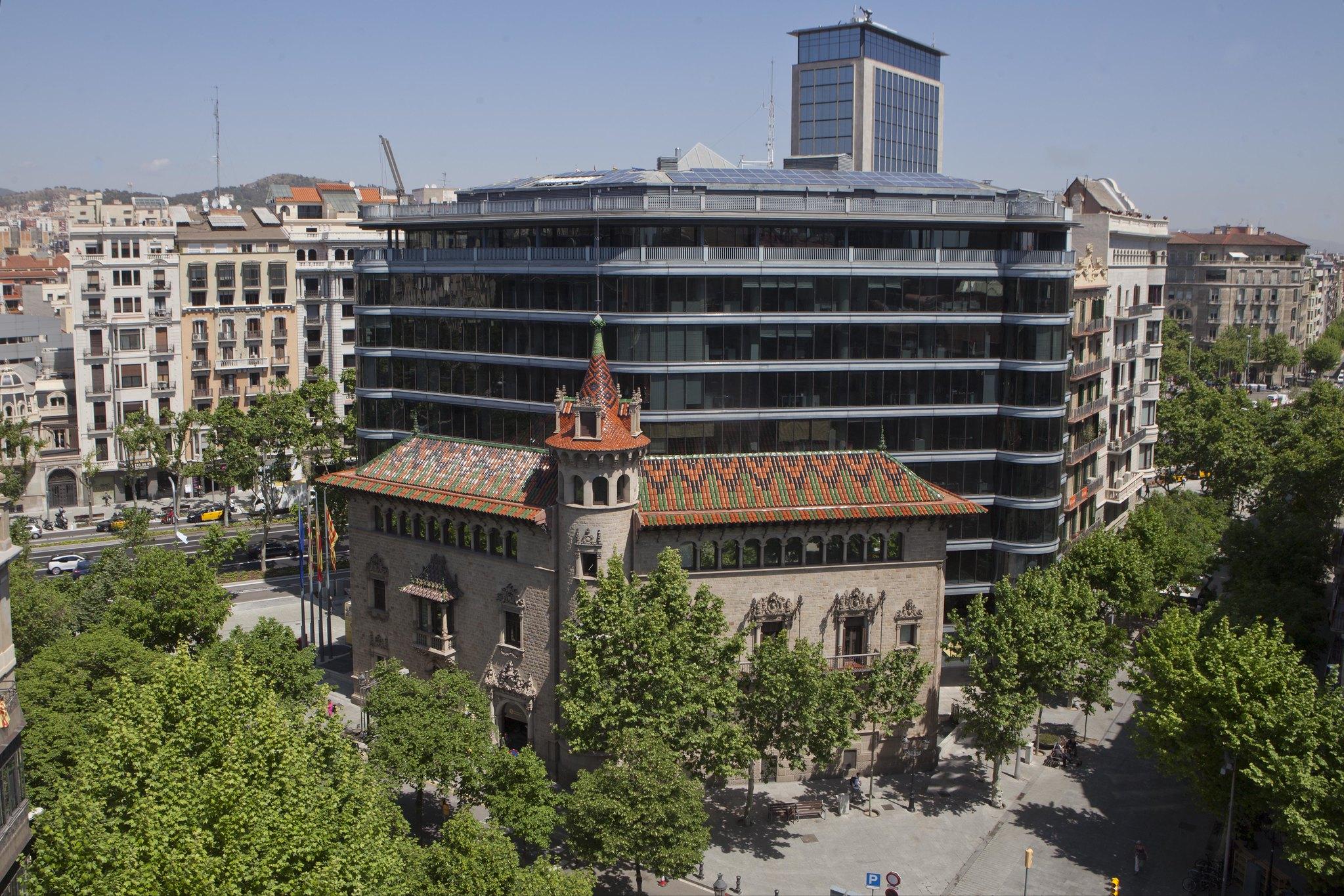Seu de la Diputació de Barcelona/DdB