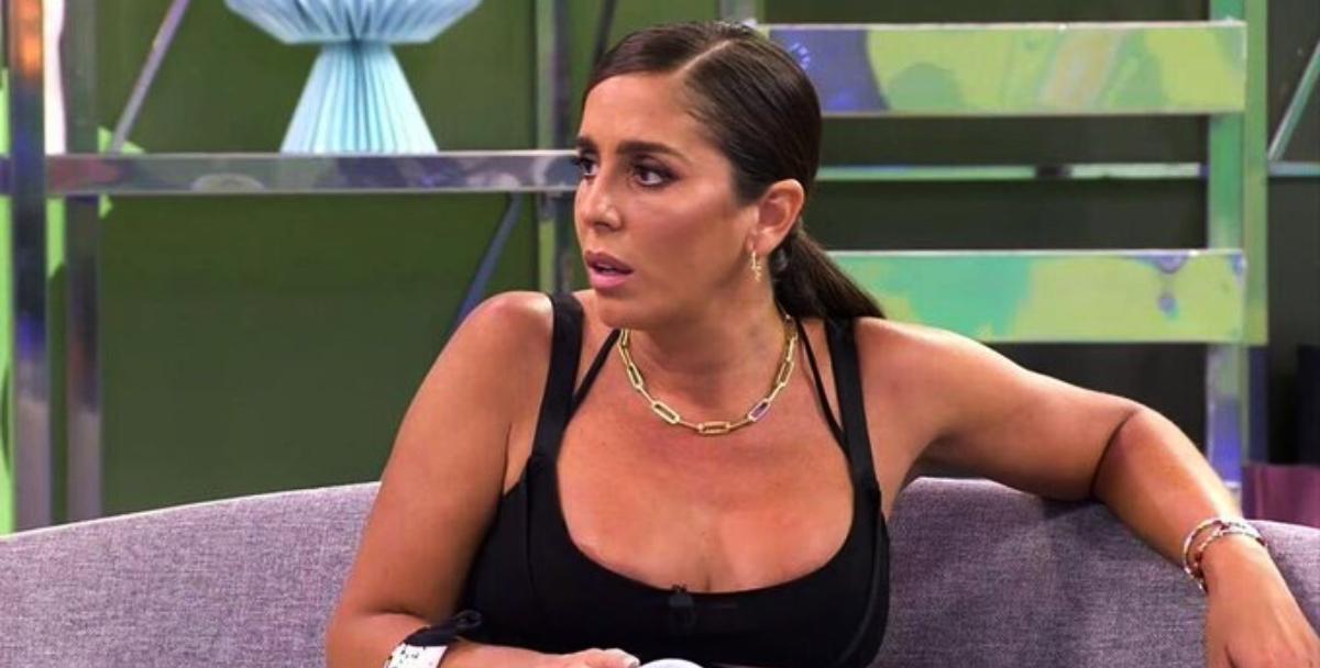 Anabel Pantoja, preocupada pel pare - Telecinco