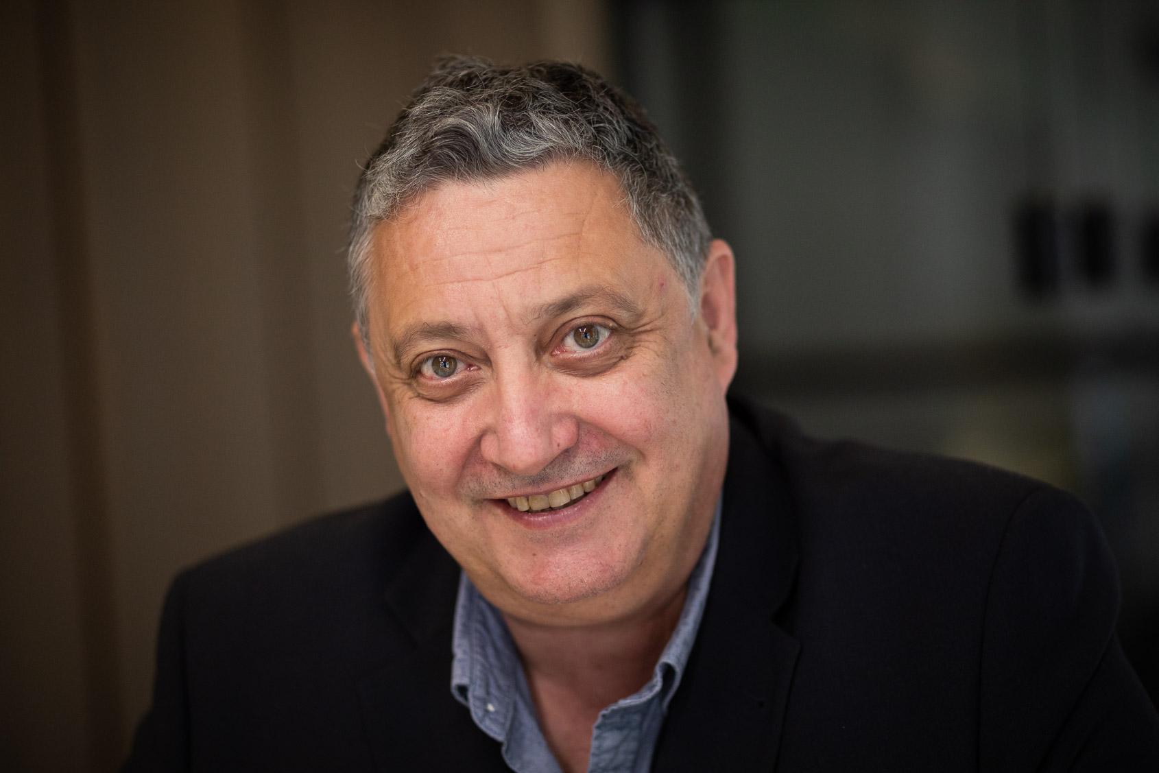 Jordi Roset, accionista majoritari de Petrolis Independents JORDI BORRÀS