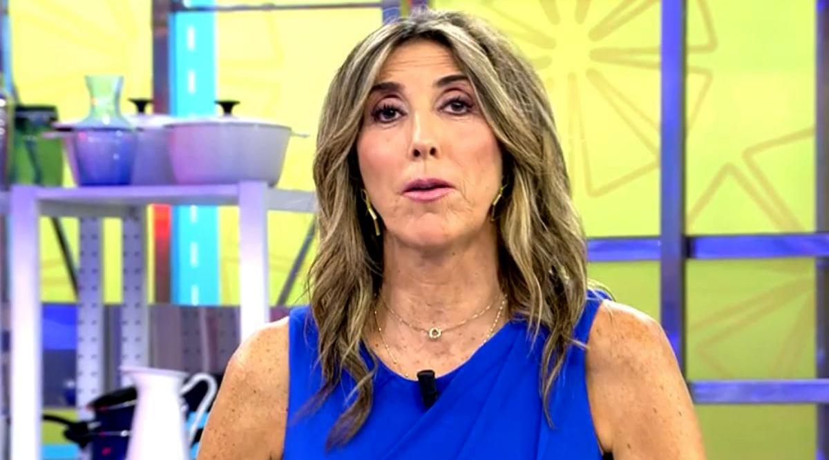 Paz Padilla a 'Sálvame' - Telecinco