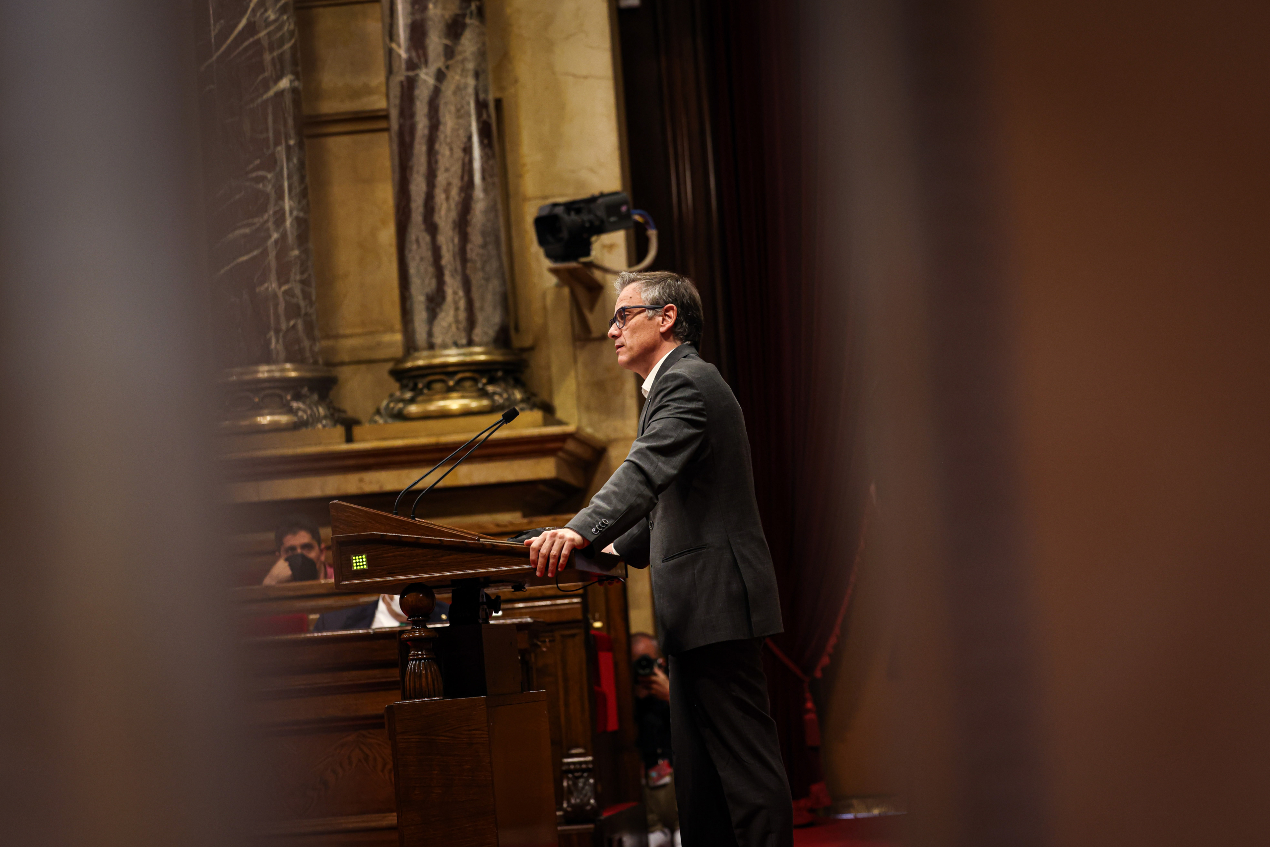 Jové parla d'autoexigència a la taula de diàleg amb el govern espanyol i crida a la unitat de l'independentisme / Jordi Borràs