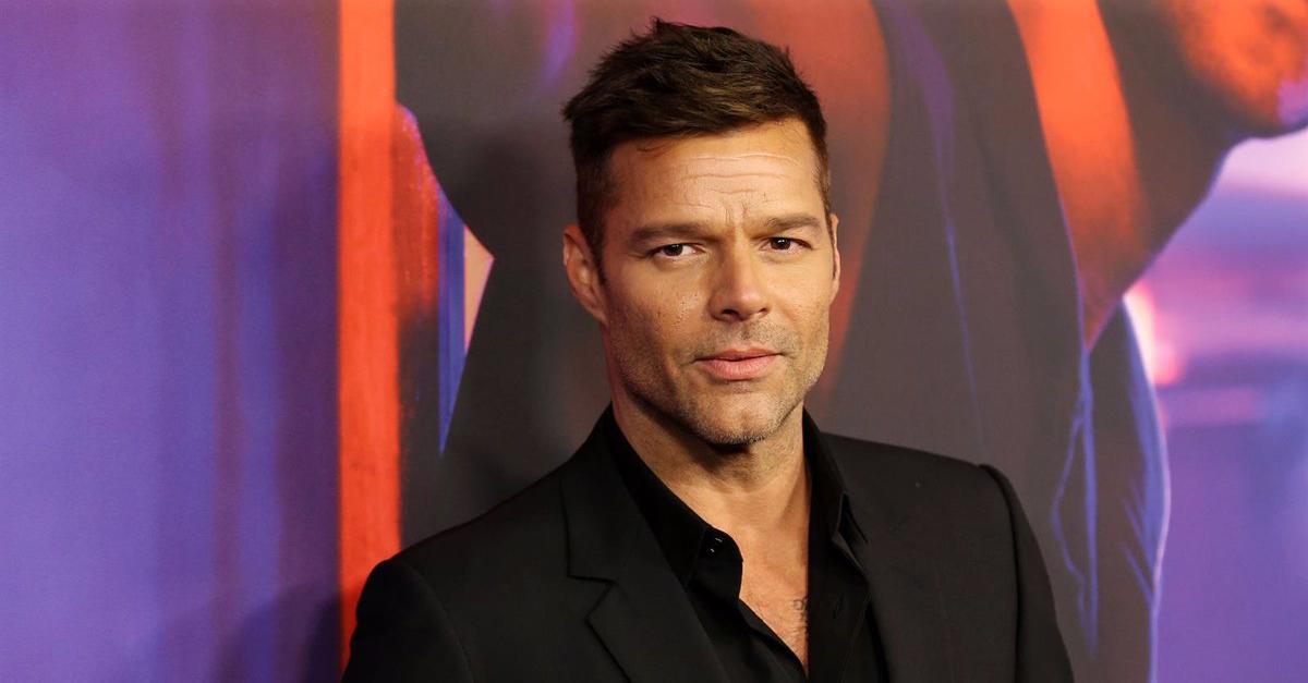 Ricky Martin, en un 'photocall' - Europa Press
